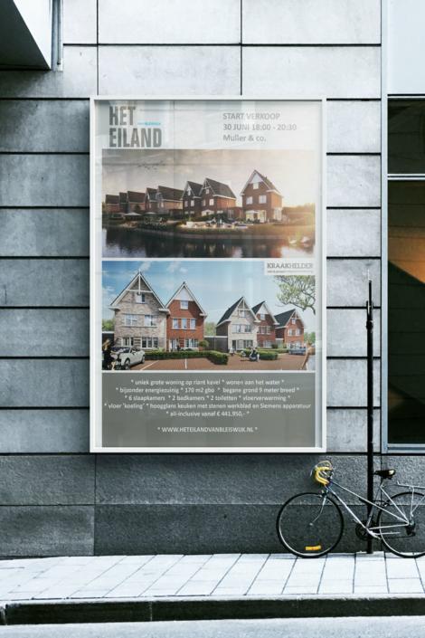 Signing - Het Eiland van Bleiswijk